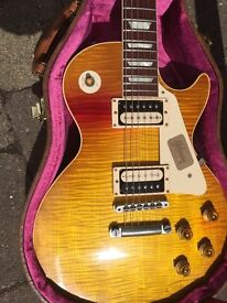 Gibson collectors choice 16 red eye