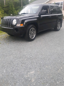 2009 jeep patriot 5speed