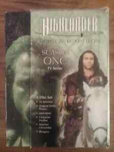 Highlander Season 1 on DVD. Peterborough Peterborough Area image 3