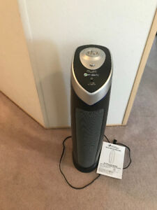 """Air Purifier, GermGuardian 28"""" comes with new filters"""