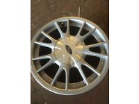 Ford Fiesta alloys great for a spare
