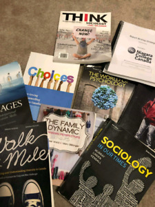 Child and Youth Care course textbooks