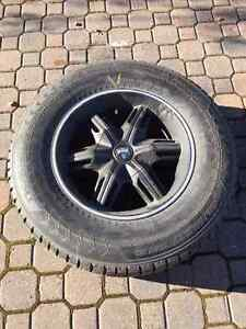 Buick Enclave Tire Winter Package Prince George British Columbia image 1
