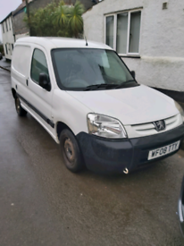 Peugeot partner 1.6Hdi 80000 miles moted