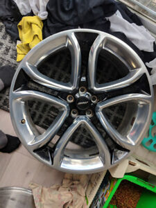 Mags 22 po Ford edge sport
