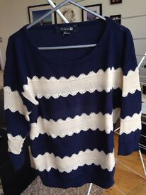 Size 8 Jumper/Cardigans £7 Each