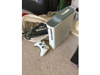 White Xbox 360 faulty
