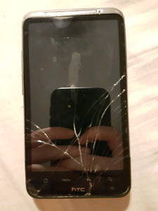 HTC Desire HD - Broken