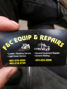 Mobile HD Mechanic for hire
