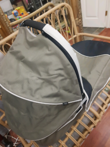 Steelcraft bassinet