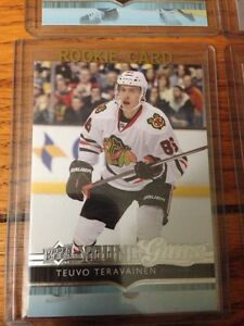 Hockey cards for sale... Mostly rookies and star players