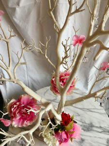 RENT MANZANITA TREE 15pcs White 4ft Wedding Sweet 16 Debut Decor