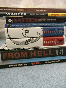 Graphic Novels For Sale!!