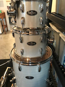 Drum Pearl Vision Birch 5 mcx (shell kit)