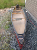 OLD Town Canoe TRADE for BOAT motor?  12', 14'