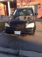 Mercedes Benz ML 3oo