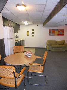 Spacious, bright, clean & renovated basement apartment - Sept 1