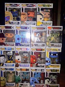 Funko Pops! Collection
