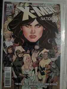 Uncanny X-Men comics. 7mint issues  Cambridge Kitchener Area image 4