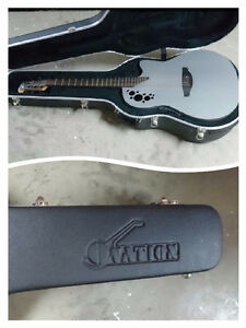 Guitar Ovation acoustic/elec   ''Made in USA''