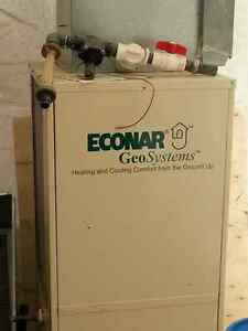 3 Ton heating & cooling Geo Thermal unit