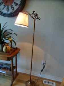 """""""Price Reduced"""" Antique Floor Lamp London Ontario image 2"""