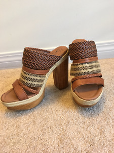 Cute, chunky heels for Spring/Summer