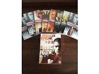 Prison Break Complete DVD seasons 1, 2, 3
