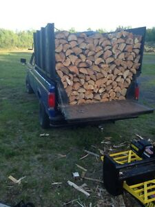 Firewood Cut, Split, Delivered