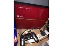 Ps4 limited edition METAL GEAR SOLID