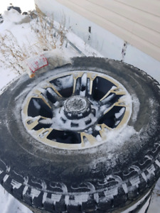 LT Tires and Rims | 265/75R16 tires | 16in x 8in wide 8x6.5 bolt
