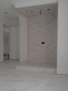 Tile flooring installer / setter  ceramic marble drywall service
