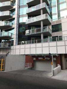 Downtown Edmonton: HEATED, GATED, SECURED, UNDERGROUND PARKING