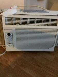two separate air condtioners