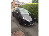 Vauxhall Corsa 1.4 Turbo 16v Limited Addition *16 plate - Nearly New*
