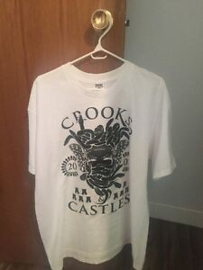 Crooks And Castles T-Shirt Brand New With Tags