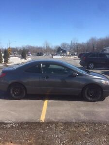 Honda Civic 2009 !!! CLÉ EN MAIN !!! Financement 100% Accepter