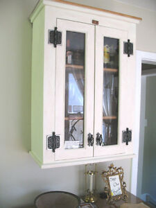 One of a Kind, Custom Made Victorian Country cabinet/hutch Kingston Kingston Area image 2