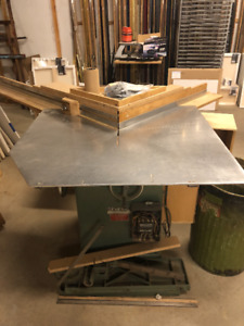 General Rolling Table Mitre Saw For Wood
