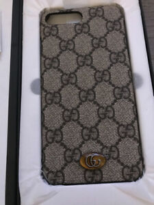 Authentic Brand New Gucci iPhone 7/8 Plus Case