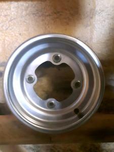 Aluminum atv wheel