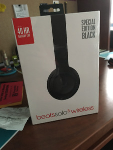 Beats Solo3 Wireless by Dr. Dre **UNOPENED**