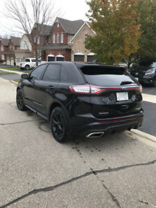 "Lease Takeover | 2017 Ford Edge Sport AWD | Loaded w/ 21"" wheels"