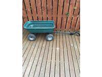 Garden trolley / wheelbarrow / truck Hebburn can deliver