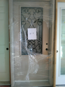 Entrance Door clear out