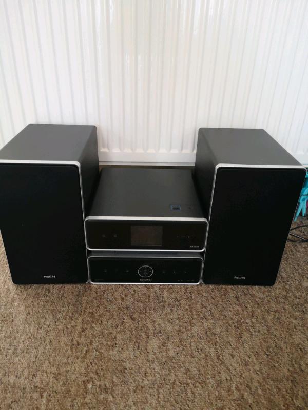 Philips hi-fi music system | in Yate, Bristol | Gumtree