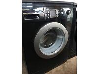 Bosch Black Edition 7kg Washing Machine