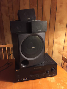 Sony 500 watt Home Theater  5.1 Surround Sound speaker System