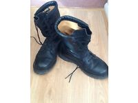 Army cadets boots