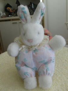 A BUNNY for the BABY...SPOTLESS